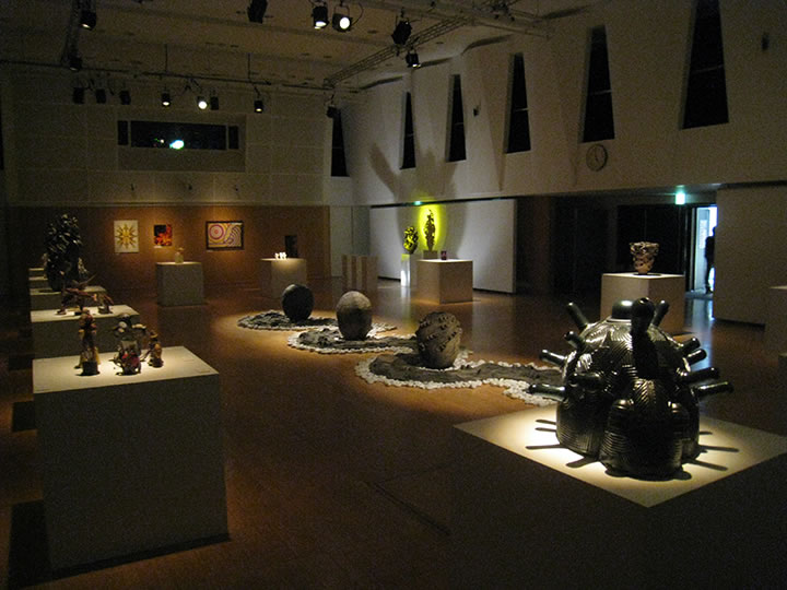 ARTs of JOMON in新見